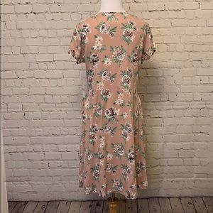 Just be Dresses - Pale Pink Flower Sundress. NWT